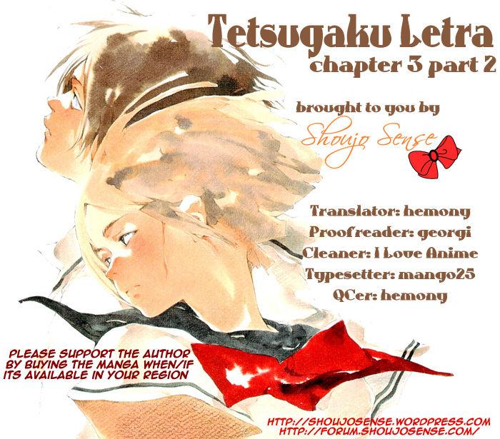 Tetsugaku Letra 3.2 Page 1