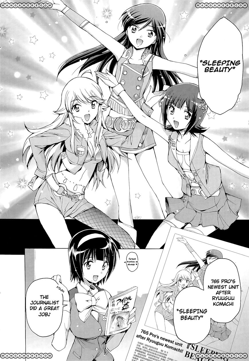 The Idolm@ster 2: Nemurihime 8 Page 2
