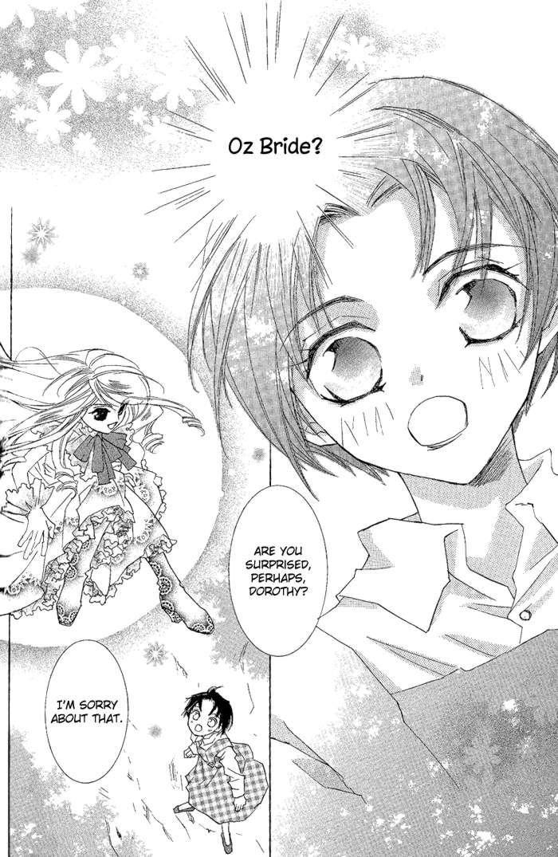 Oz to Mahoutsukaitachi 2 Page 1