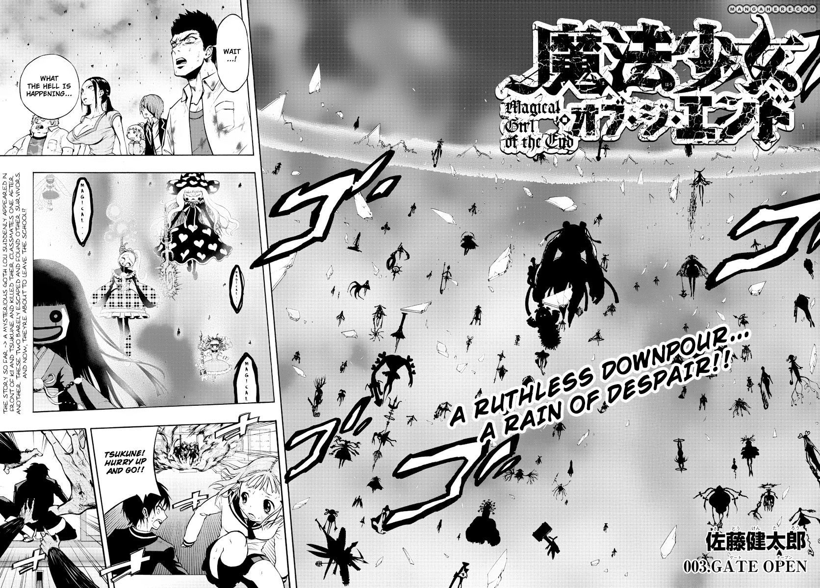 Mahou Shoujo of the End 3 Page 2