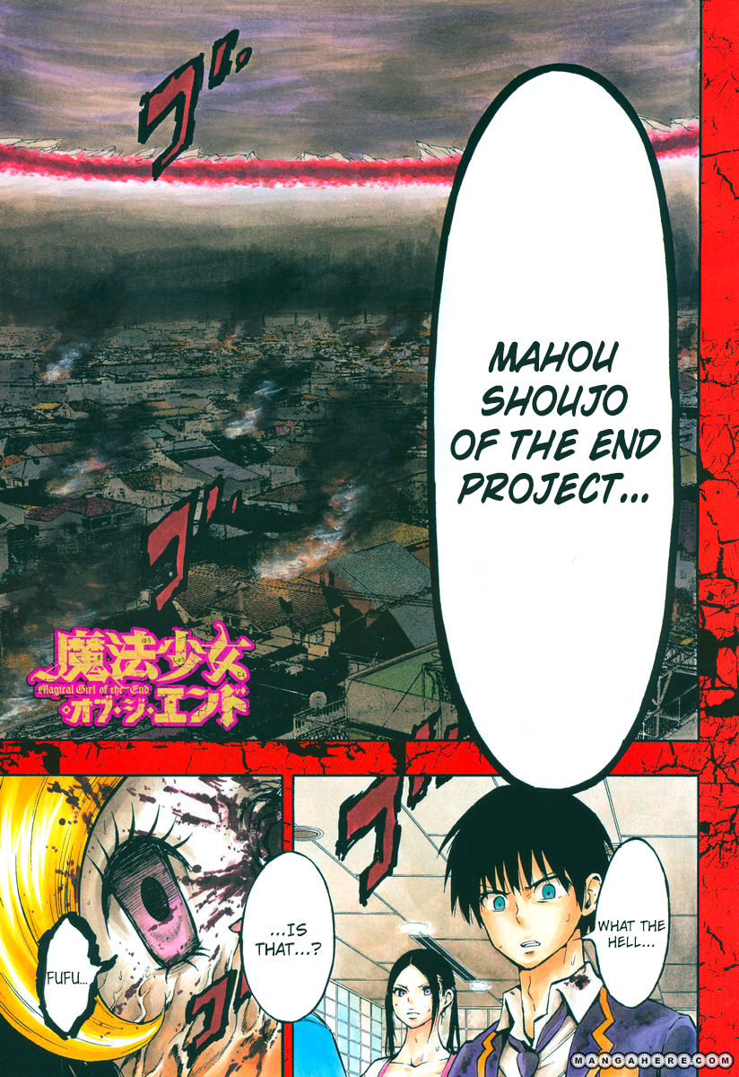 Mahou Shoujo of the End 7 Page 2