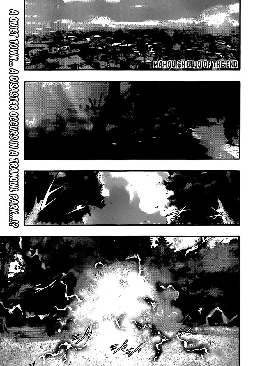 Mahou Shoujo of the End 9 Page 1