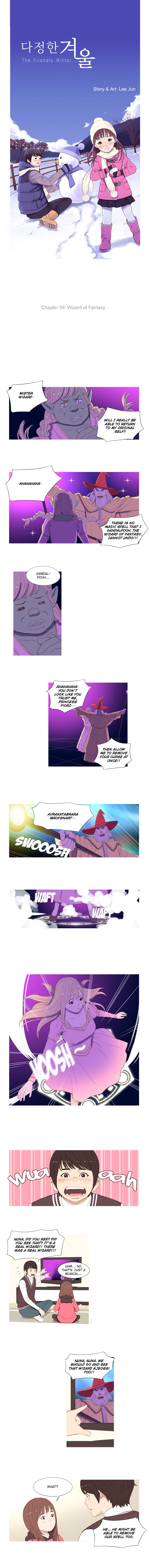 The Friendly Winter 39 Page 2