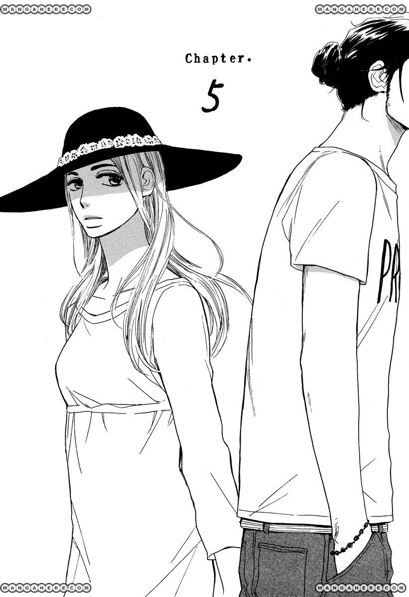 Koguresou Monogatari 5 Page 3