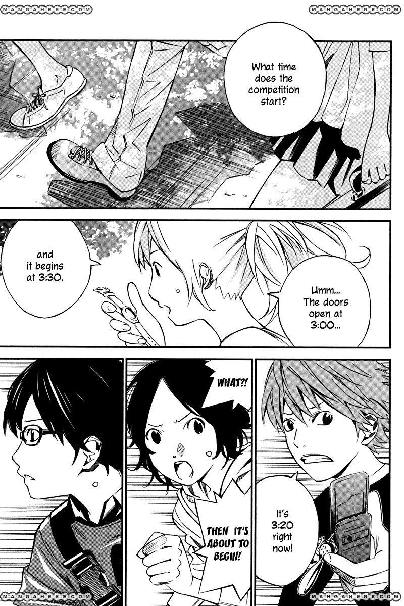 Shigatsu wa Kimi no Uso 2 Page 2