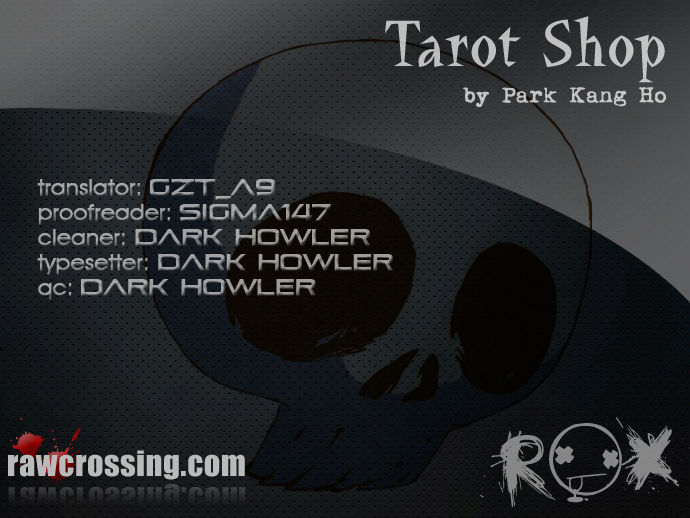 Tarot Shop 0 Page 1