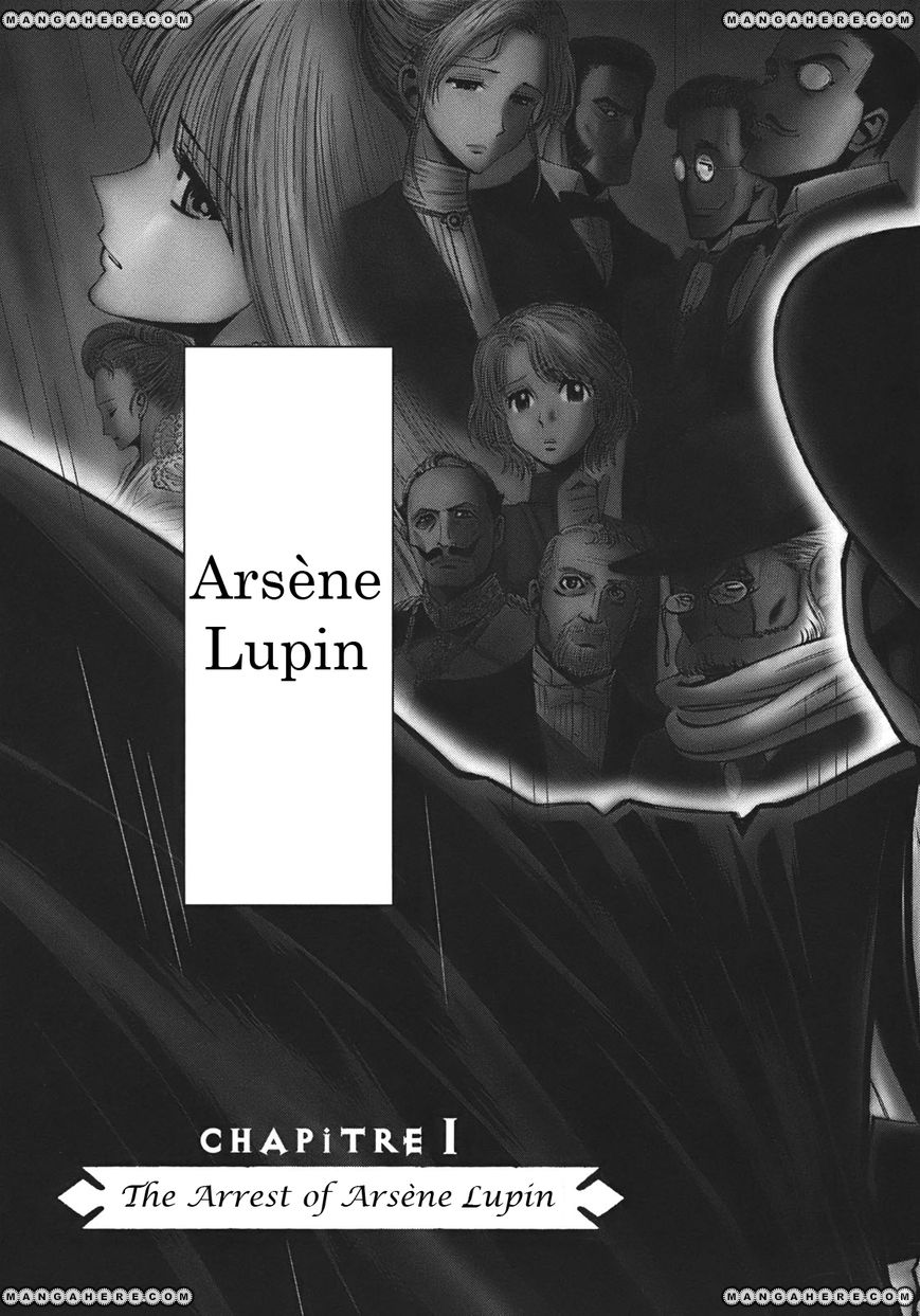 Adventurier: Shinyaku Arsène Lupin 1 Page 3