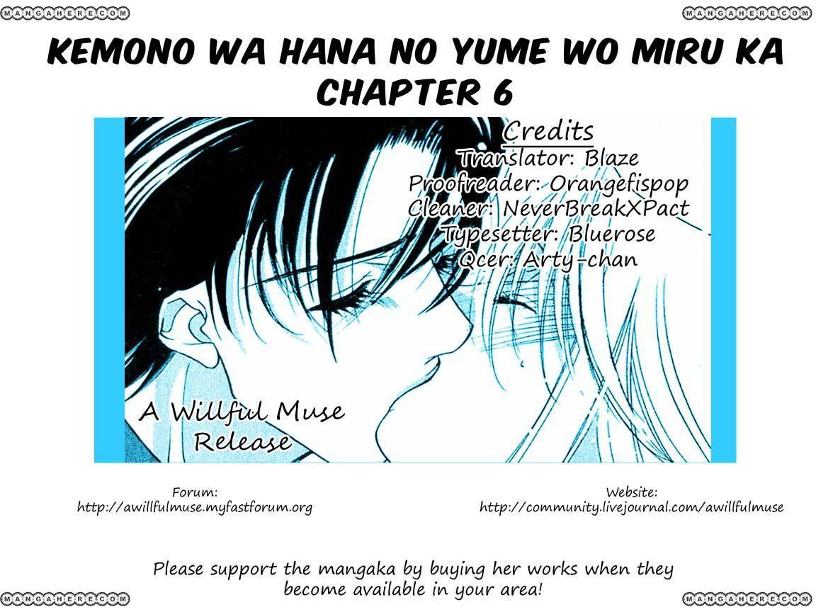 Kemono wa Hana no Yume o Miru ka 6 Page 1