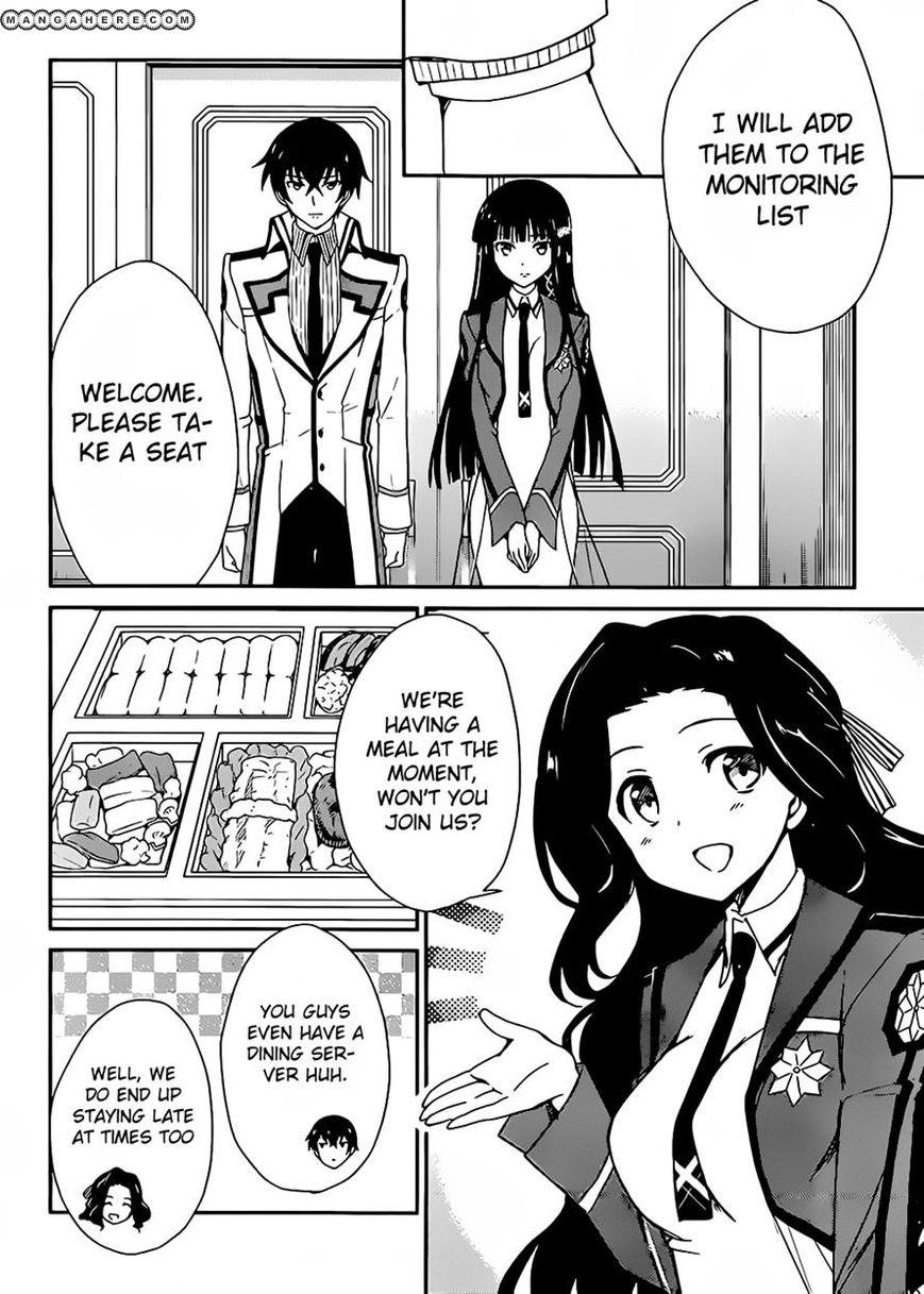 Mahouka Koukou no Yuutousei 6 Page 2