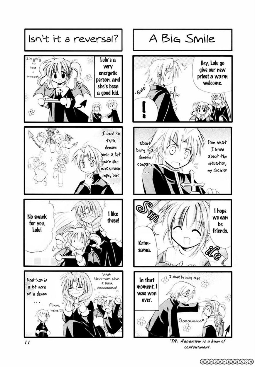 Akuma-sama Herupu 2 Page 3