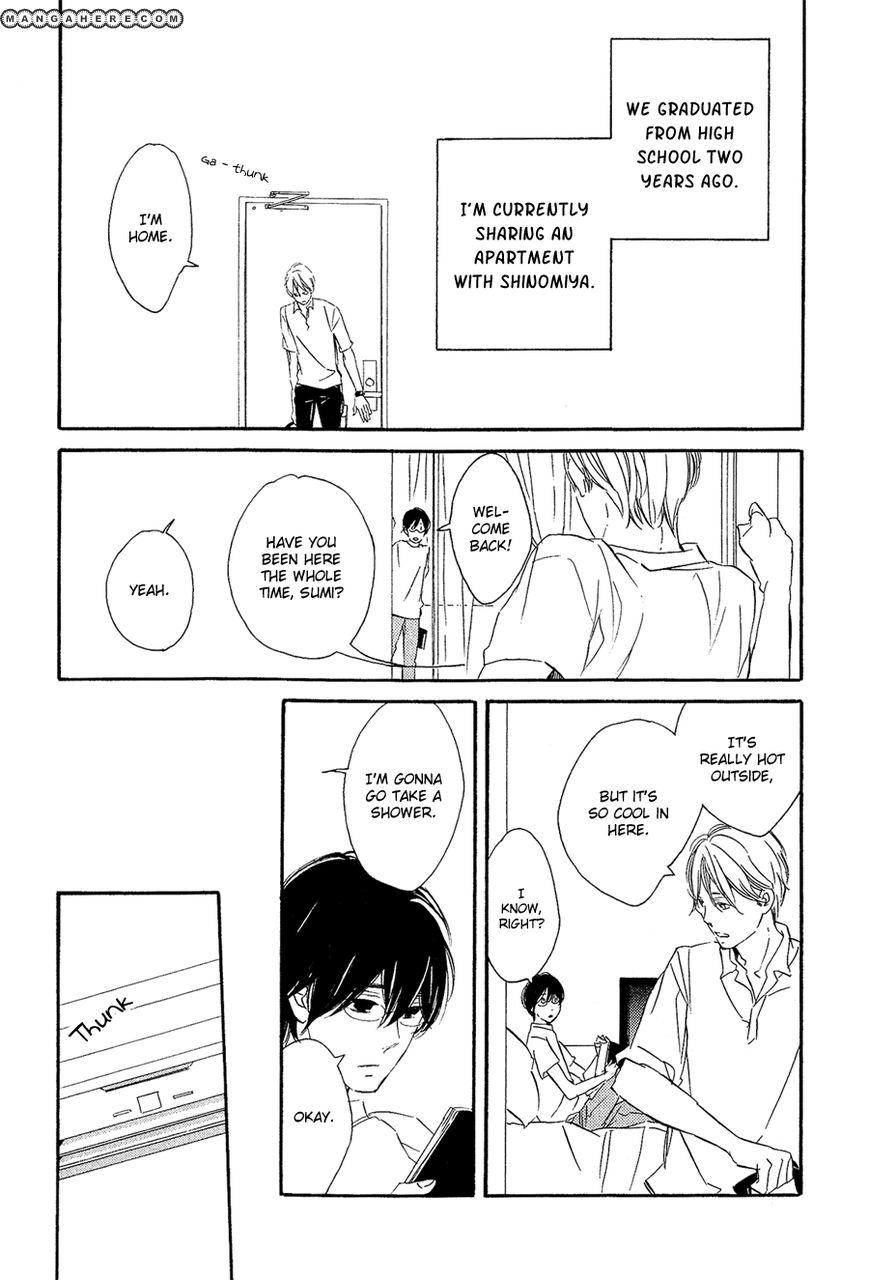 Mizu no Haru 6 Page 3