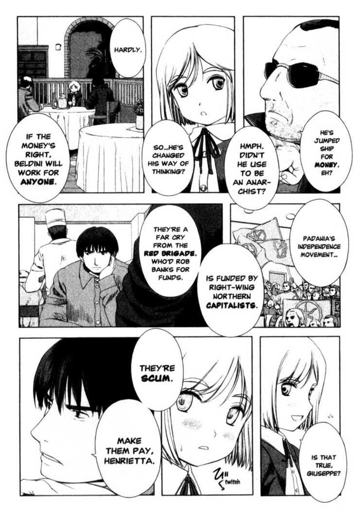 Gunslinger Girl 7 Page 2