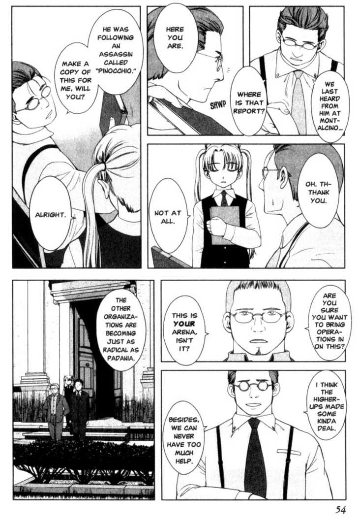 Gunslinger Girl 14 Page 2