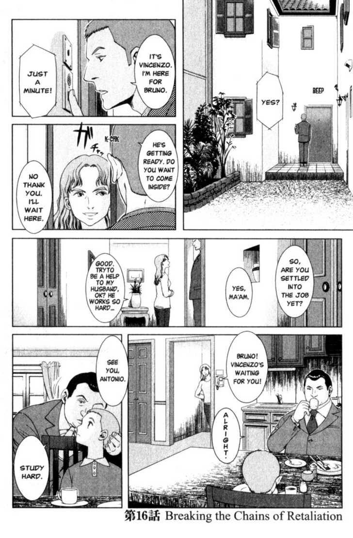 Gunslinger Girl 16 Page 1