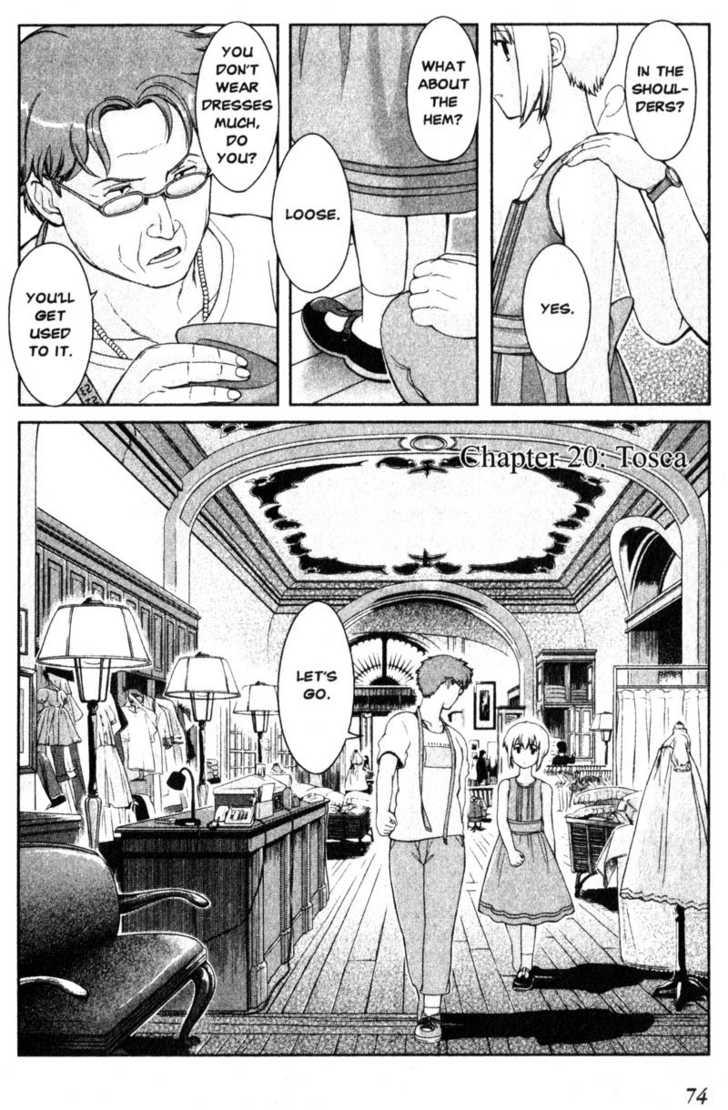Gunslinger Girl 20 Page 2