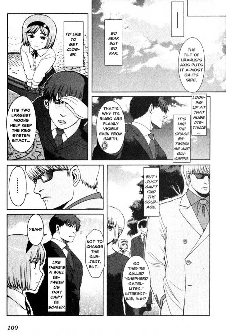 Gunslinger Girl 21 Page 3