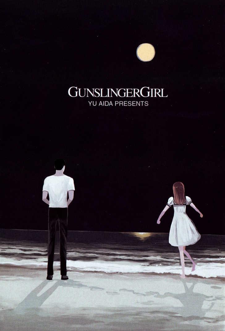 Gunslinger Girl 28 Page 1