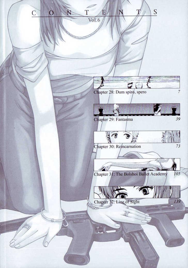 Gunslinger Girl 28 Page 2