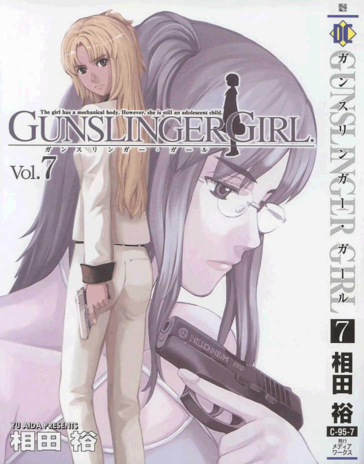 Gunslinger Girl 33 Page 1