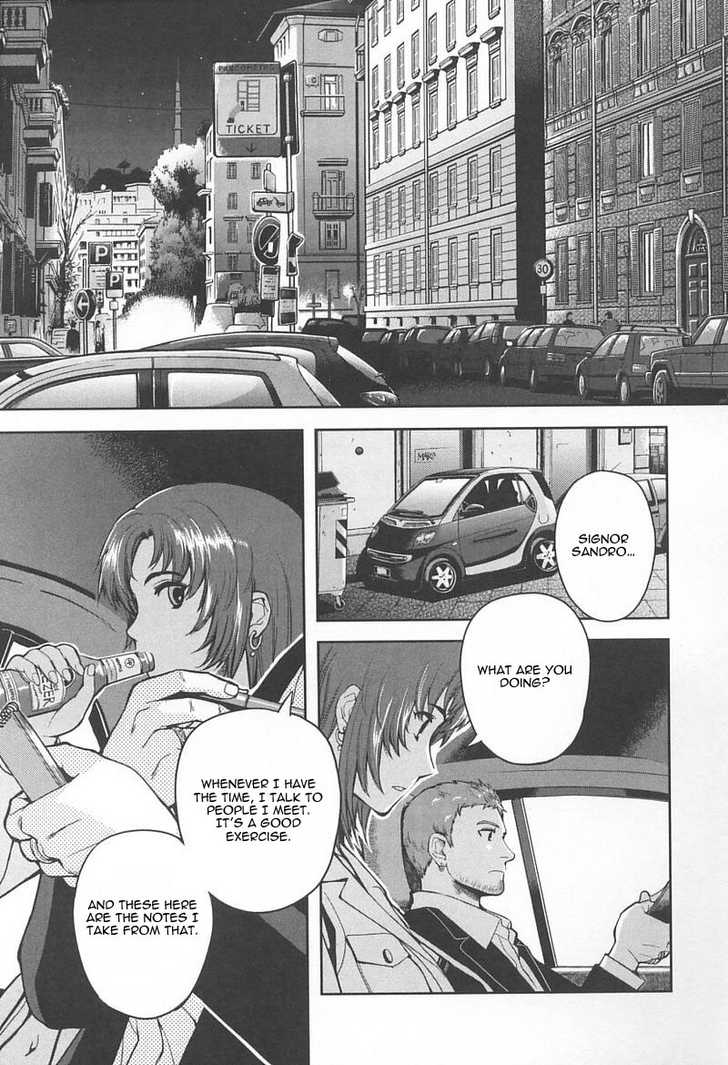 Gunslinger Girl 37 Page 2