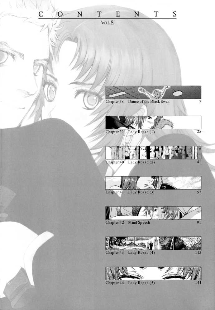 Gunslinger Girl 38 Page 3