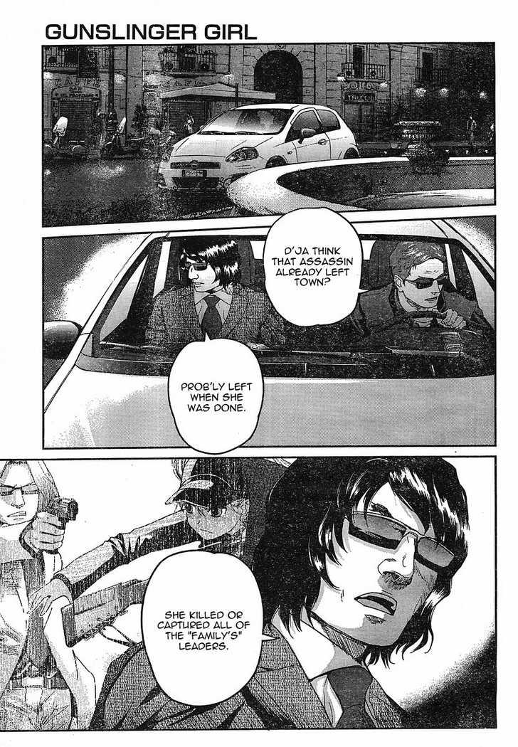 Gunslinger Girl 53 Page 3