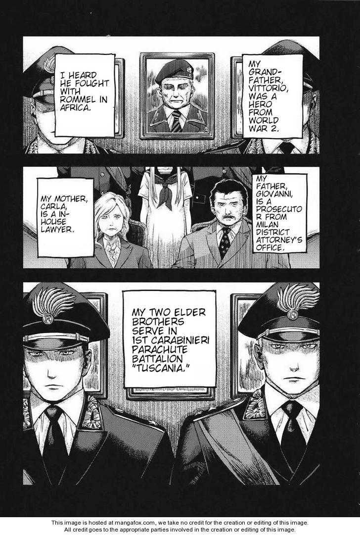 Gunslinger Girl 65 Page 1