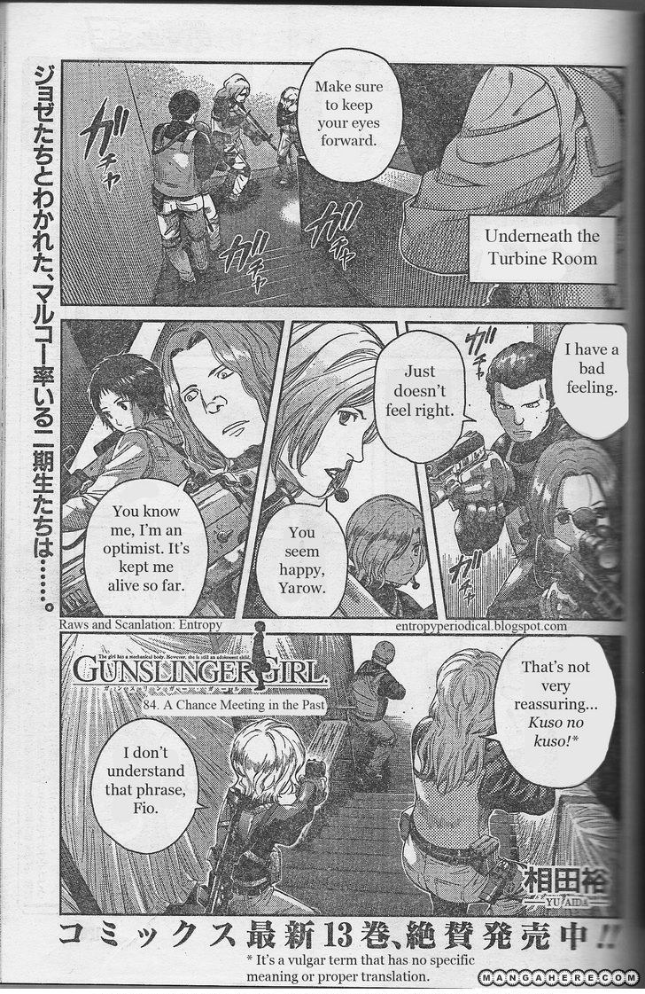 Gunslinger Girl 84 Page 2