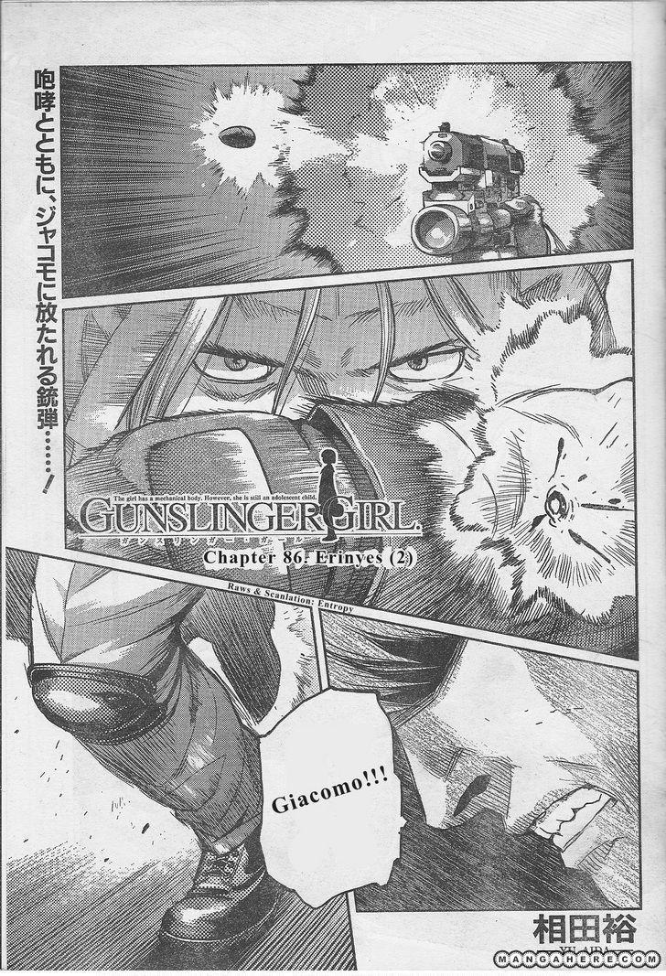 Gunslinger Girl 86 Page 1