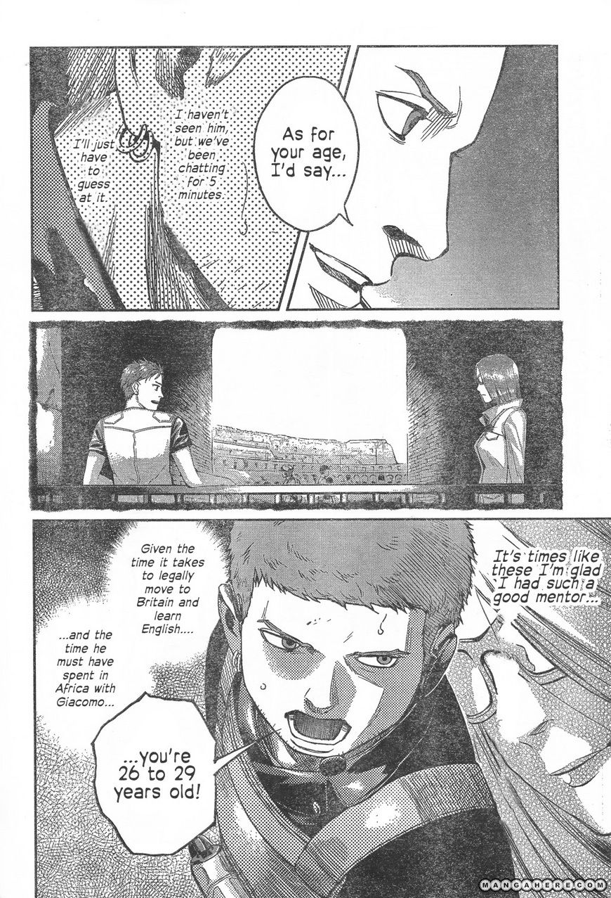 Gunslinger Girl 89 Page 2
