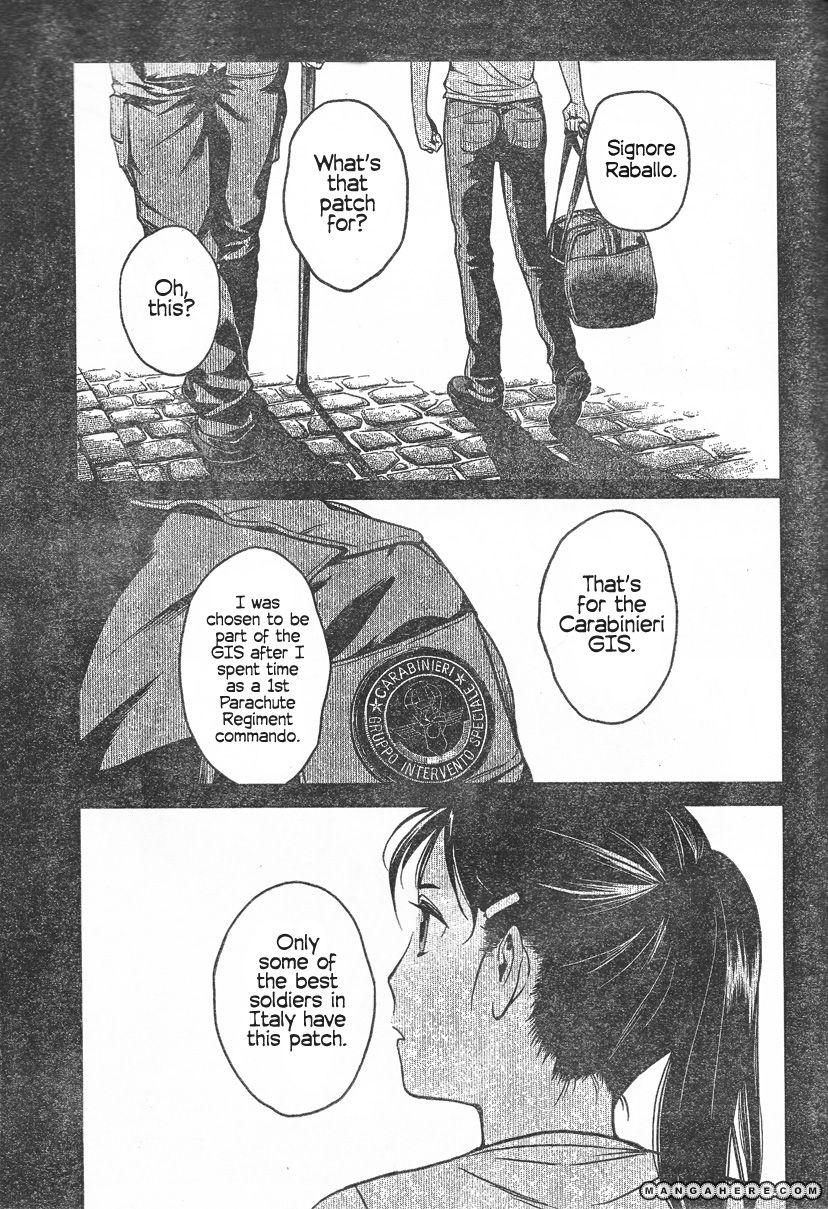 Gunslinger Girl 93 Page 1