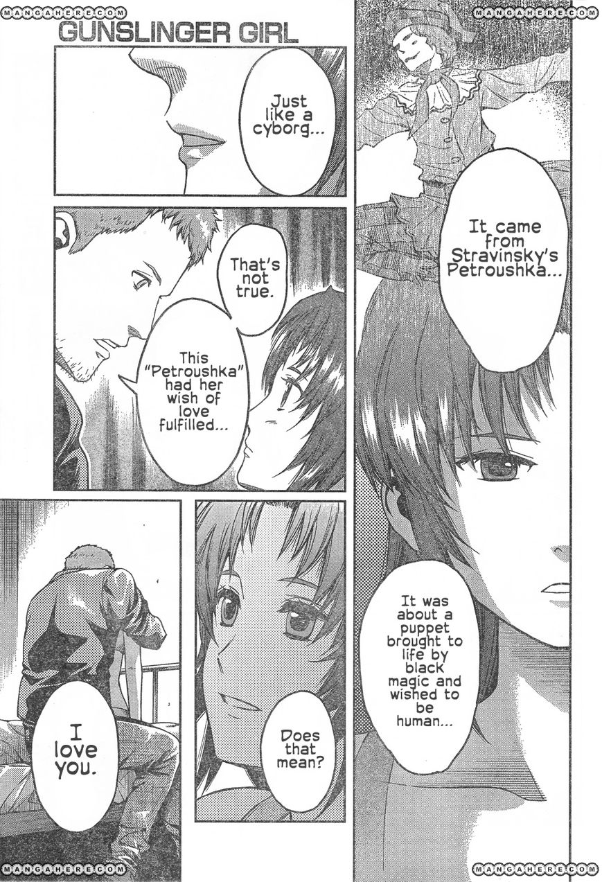 Gunslinger Girl 97 Page 3