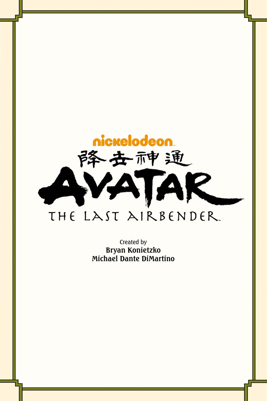 Avatar: The Last Airbender - The Lost Adventures 1 Page 2