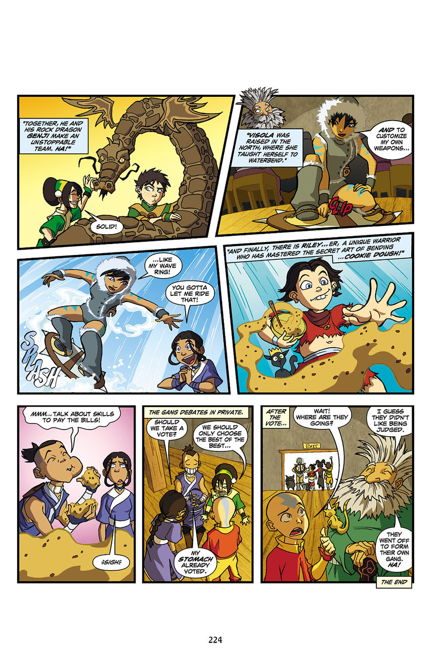 Avatar: The Last Airbender - The Lost Adventures 4 Page 4