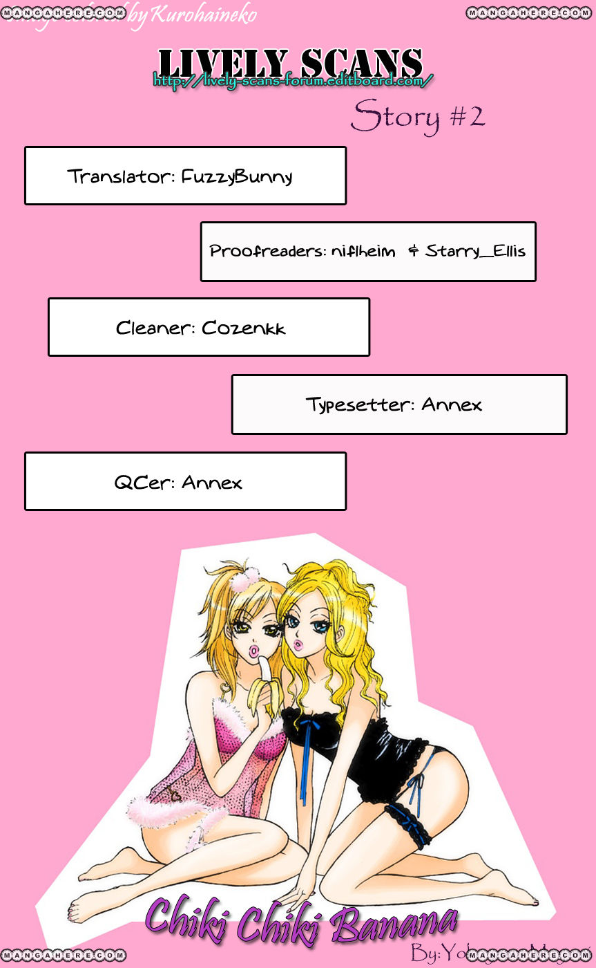 Chiki Chiki Banana 2 Page 1