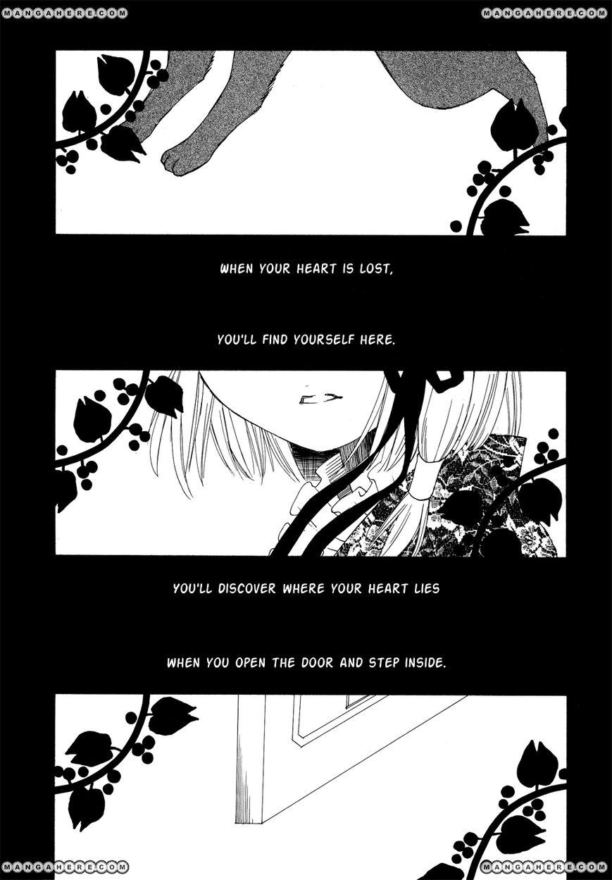 Nekomedou Kokoro Tan 2 Page 1