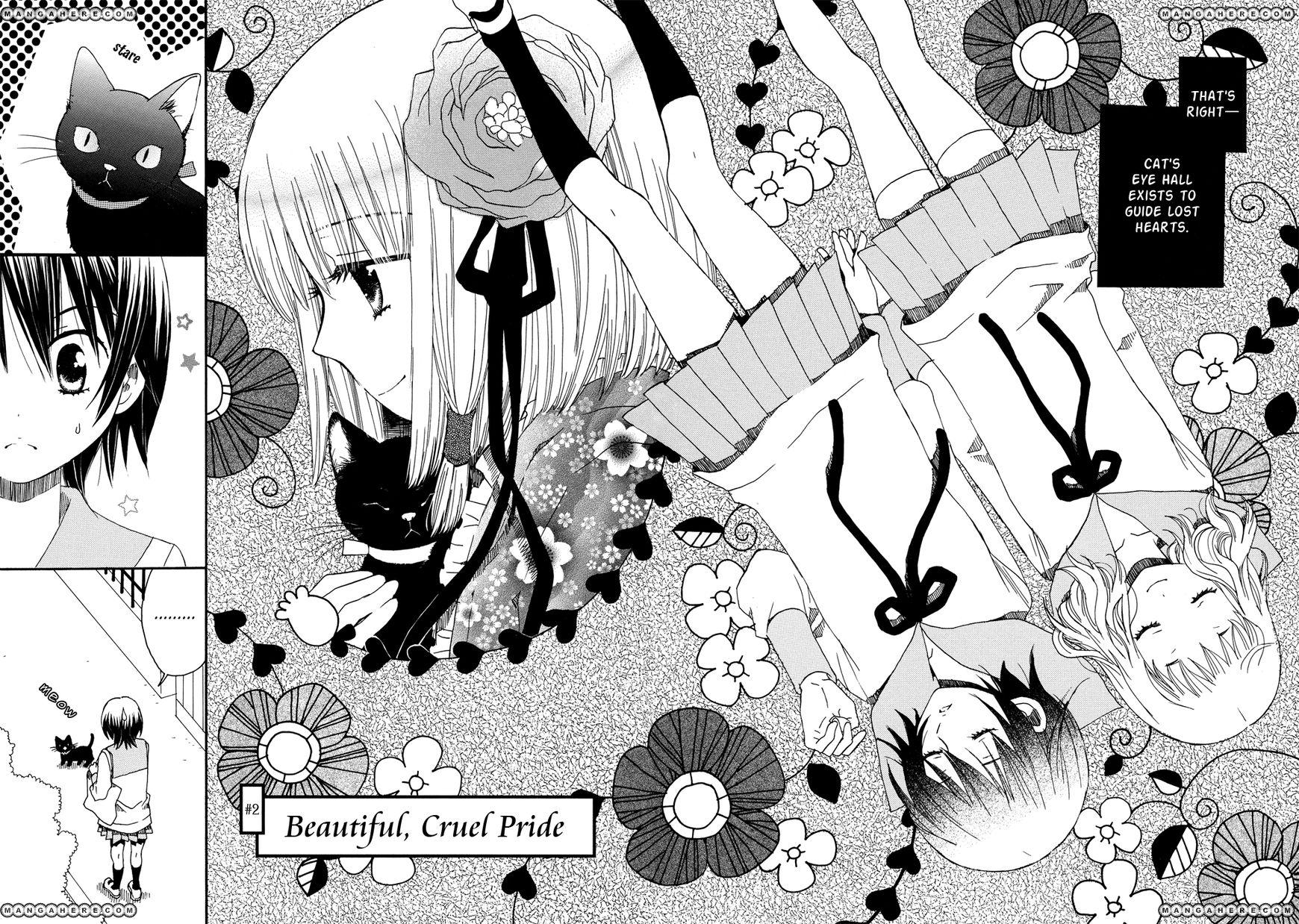 Nekomedou Kokoro Tan 2 Page 2