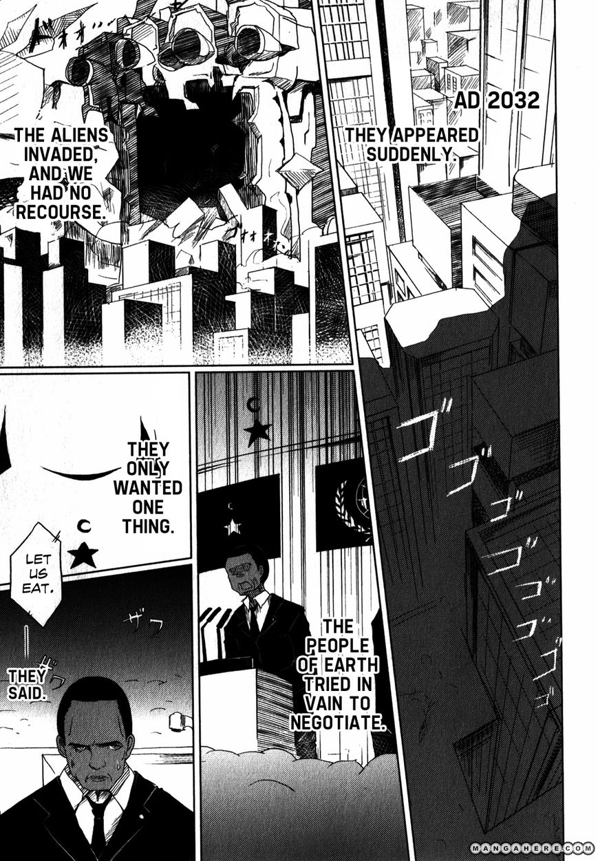 Black Rock Shooter: The Game 2 Page 1