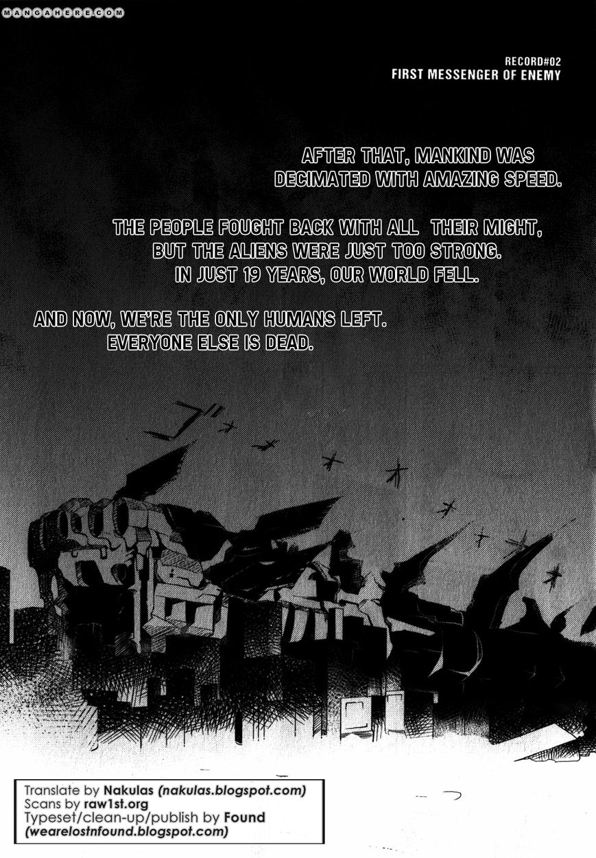 Black Rock Shooter: The Game 2 Page 2