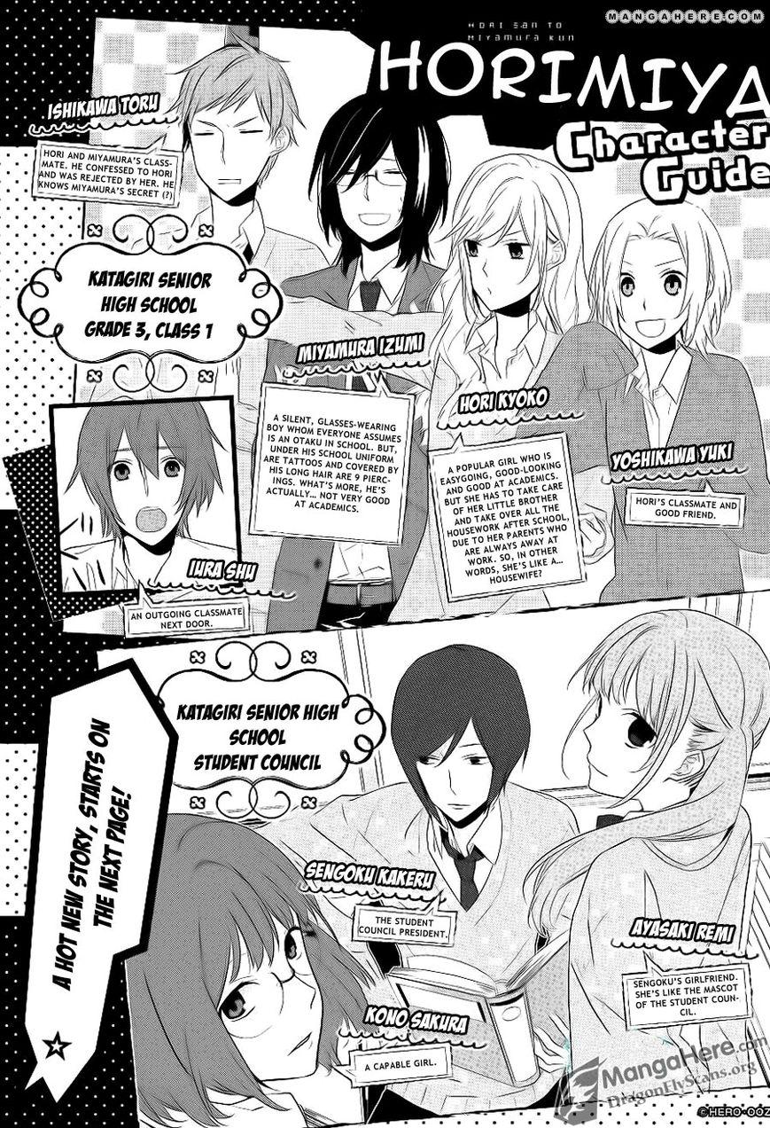 Horimiya 17 Page 2