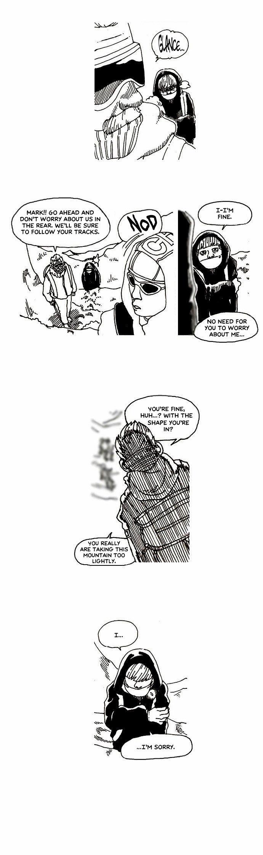 Regarding Death 6 Page 3