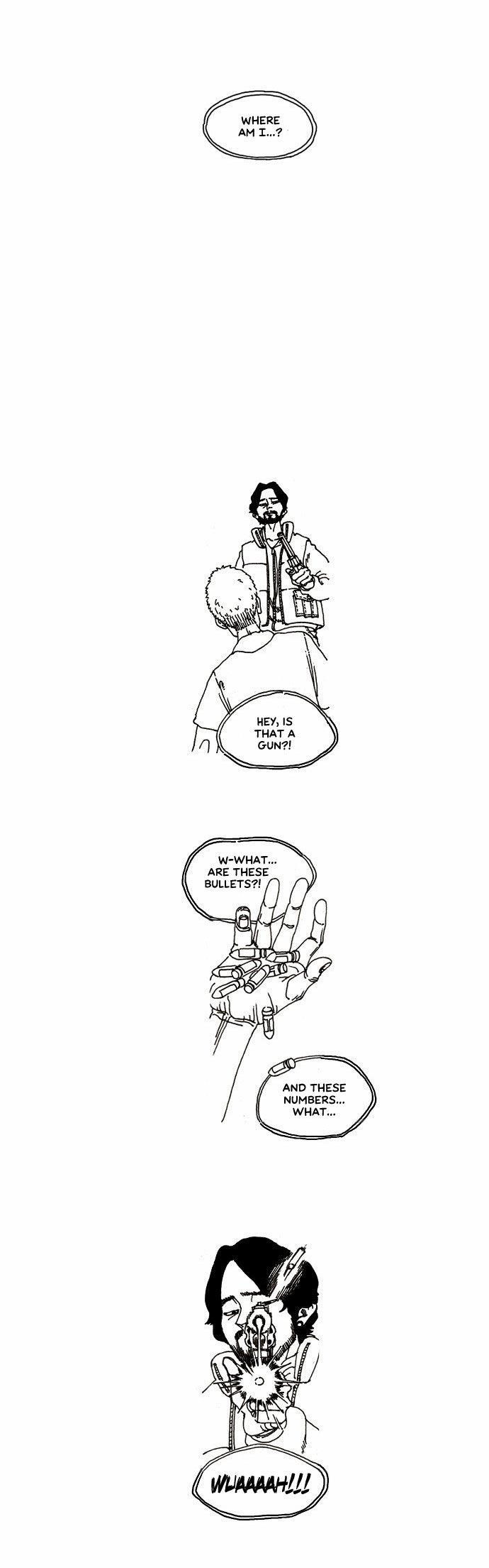 Regarding Death 8 Page 3