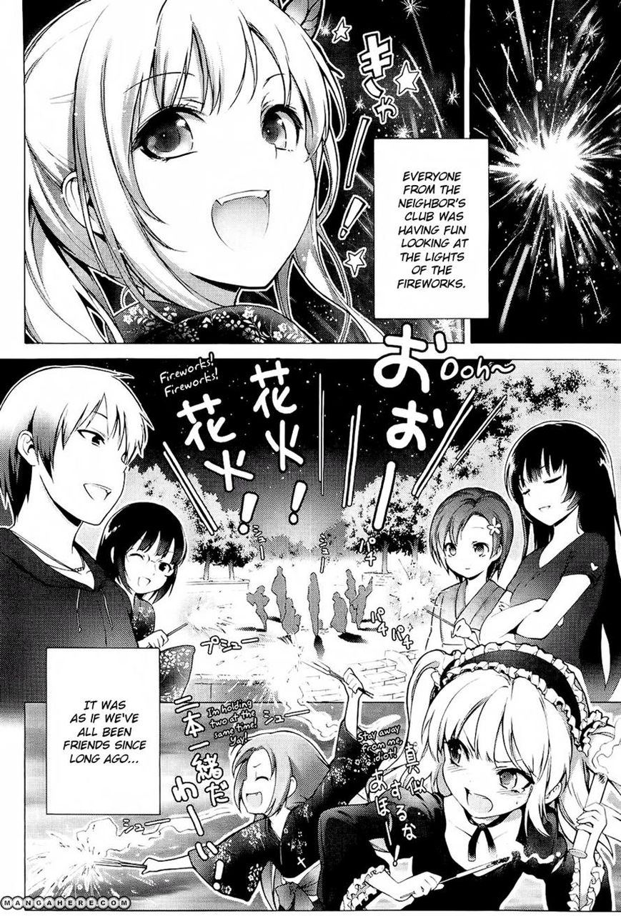 Boku wa Tomodachi ga Sukunai - Koushiki Anthology Comic 20 Page 2