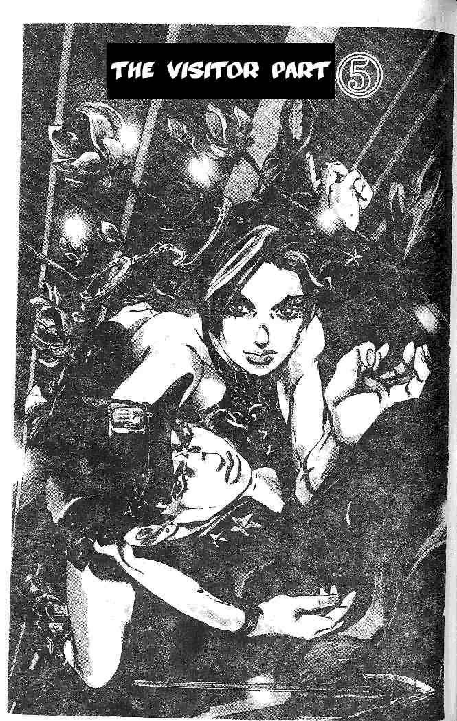 JoJo's Bizarre Adventure Part 6: Stone Ocean 15 Page 2