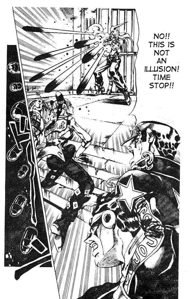 JoJo's Bizarre Adventure Part 6: Stone Ocean 18 Page 15