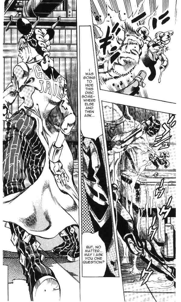 JoJo's Bizarre Adventure Part 6: Stone Ocean 32 Page 2