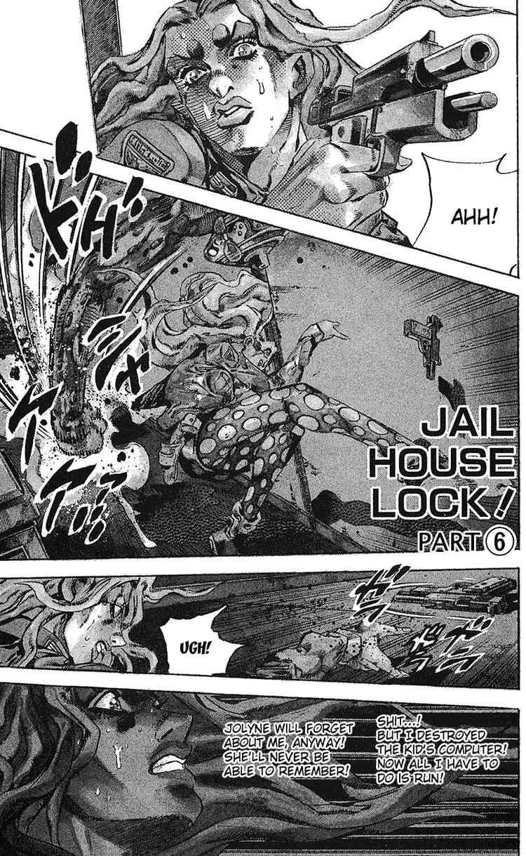 JoJo's Bizarre Adventure Part 6: Stone Ocean 101 Page 1