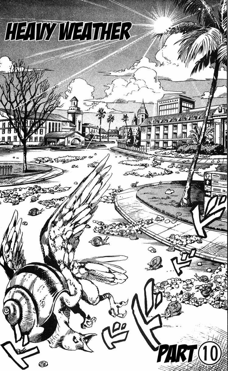 JoJo's Bizarre Adventure Part 6: Stone Ocean 134 Page 4