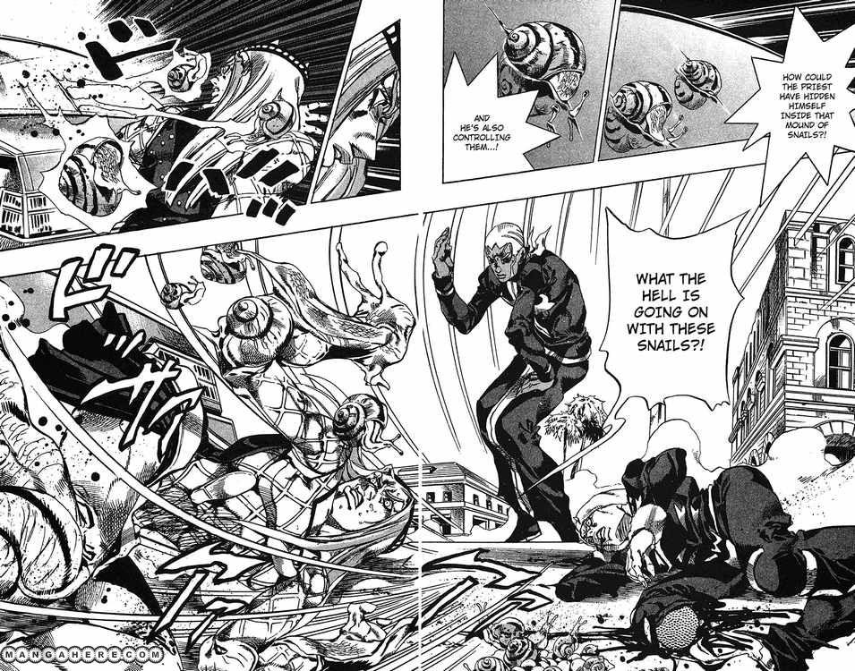 JoJo's Bizarre Adventure Part 6: Stone Ocean 134 Page 5