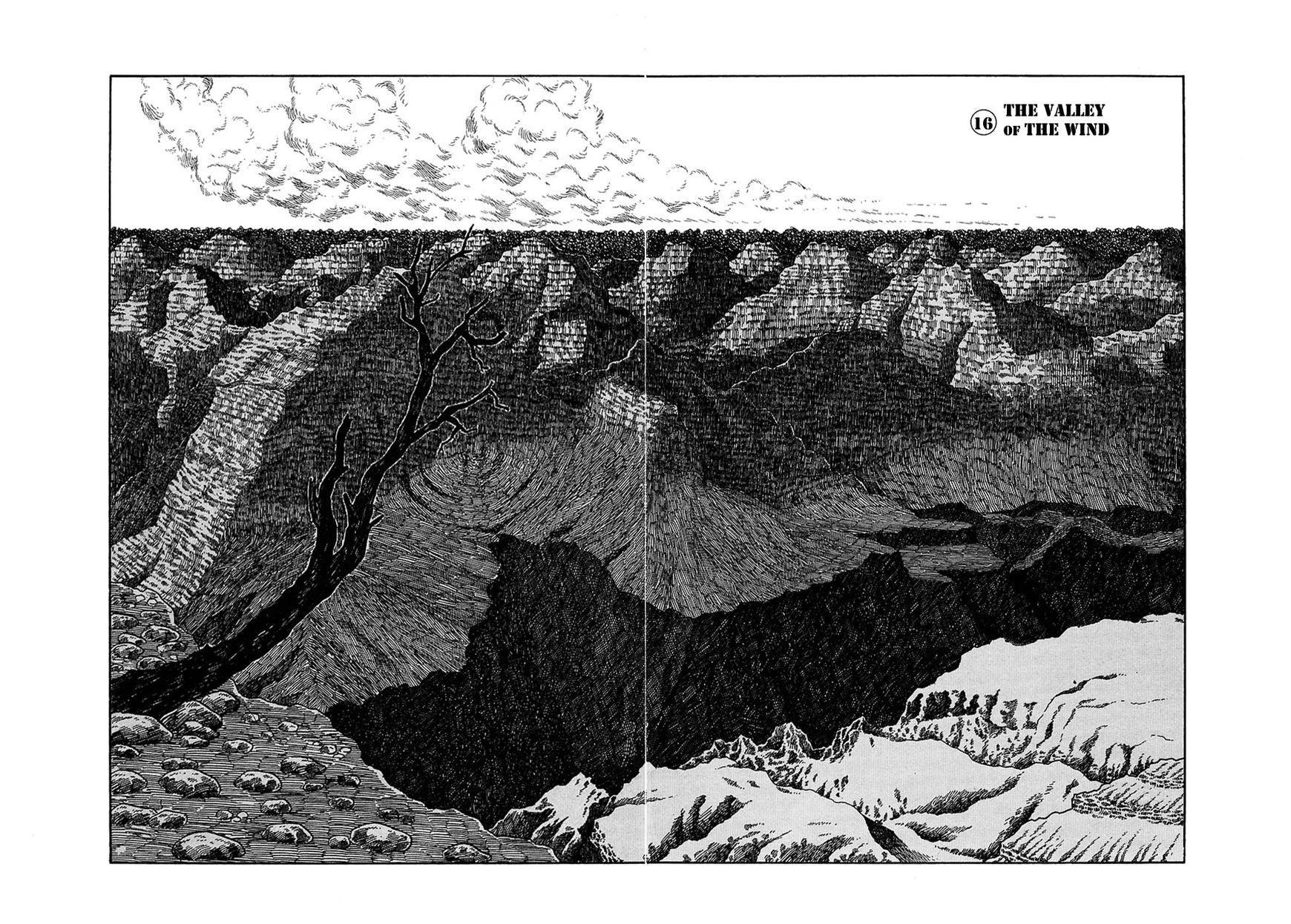 Ryuu no Michi 16 Page 1